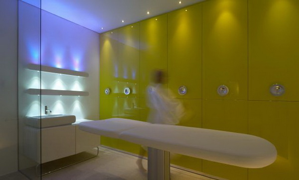 Atomic Spa会所室内设计 会所设计 spa设计