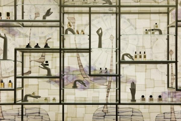巴尼斯(Barneys)纽约第五大道旗舰店面设计 男装店设计 旗舰店设计 女装店设计 奢侈品店设计