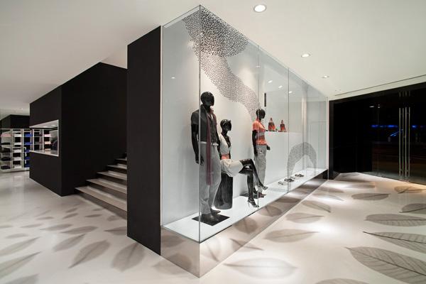 上海ASOBIO专卖店设计 男装店设计 旗舰店设计 女装店设计 专卖店设计
