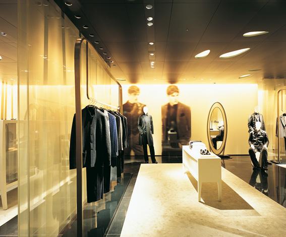 旗舰店设计_阿玛尼(Armani)东京旗舰专卖店设计 | 戈者设计