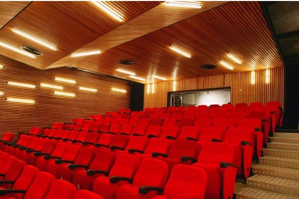 Chile PARK影剧院 商业空间设计 影院设计