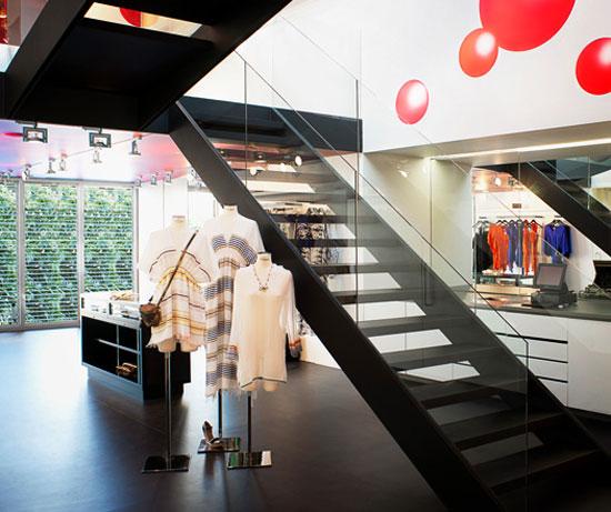 帕丁顿Robby Ingham新形象店面设计 形象店设计 店面设计