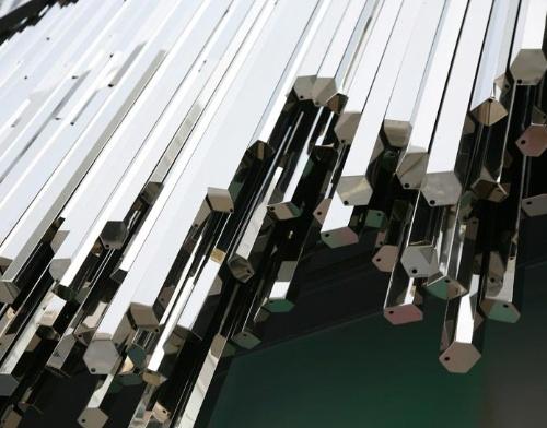 施华洛世奇(Swarovski)东京旗舰店设计 饰品店设计 精品店设计 旗舰店设计 店面设计