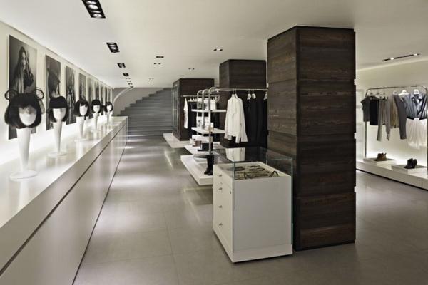 伊斯坦布尔V2K Nisantasi时装店面设计 店面设计 专卖店设计