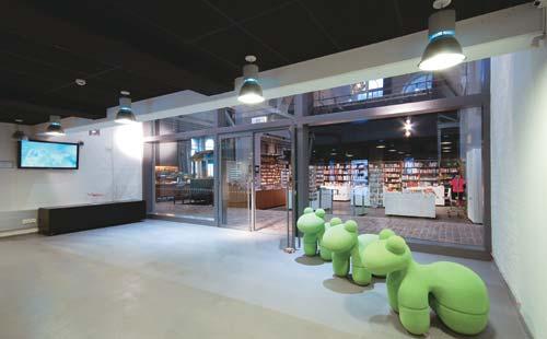 芬兰赫尔辛基电车博物馆设计 博物馆设计