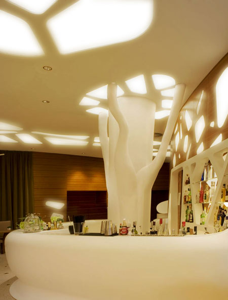 法国尼斯boscolo exedra酒店设计 餐厅设计 酒店设计 酒吧设计