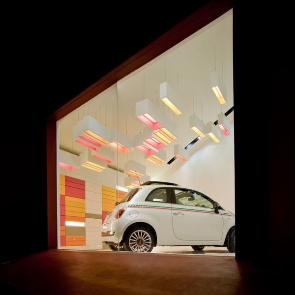 泰国曼谷Autostella汽车展厅 商业空间设计 展厅设计 商业空间设计