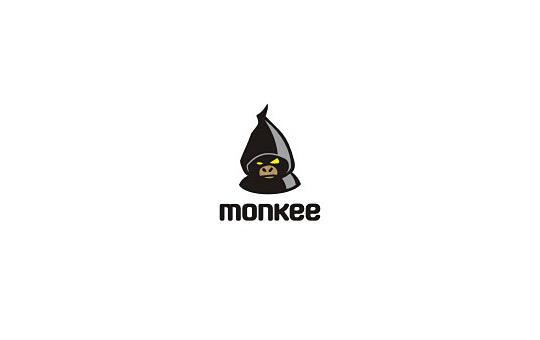 这么多的标志设计都有它 猴子篇 标识设计