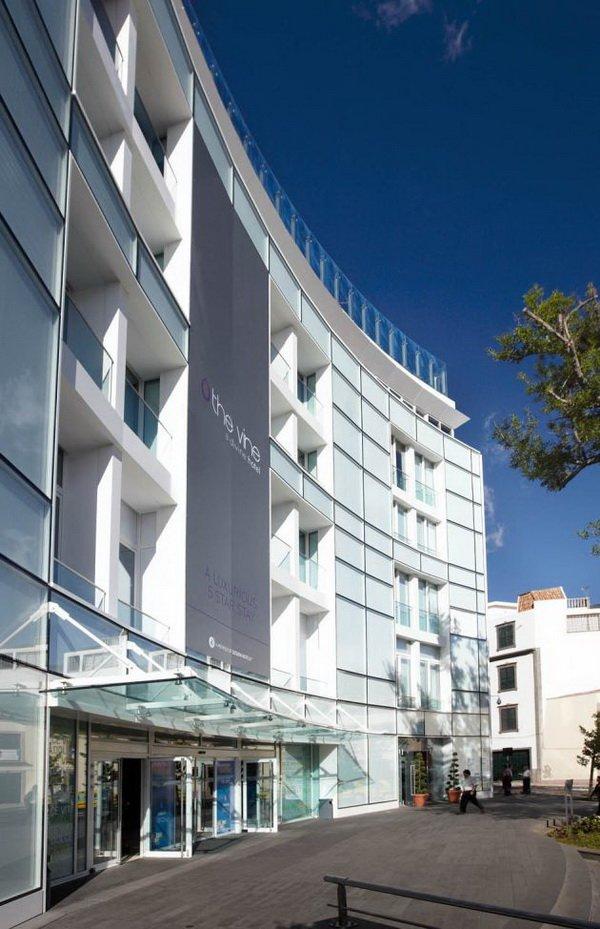 葡萄牙Vine酒店设计 酒店设计