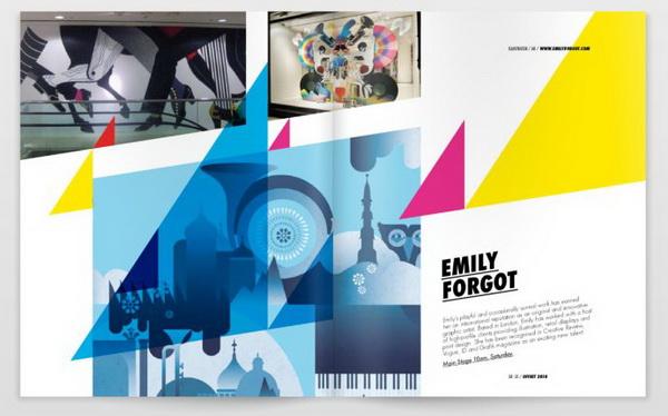 OFFSET2010设计节画册设计 画册设计