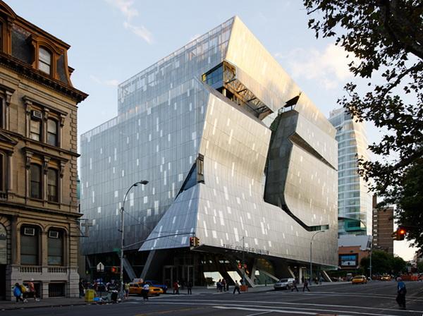 纽约库伯高等科学艺术联合学院 环境导示设计 环境导示设计