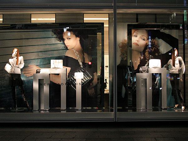 吸引眼球的橱窗设计系列一 橱窗设计