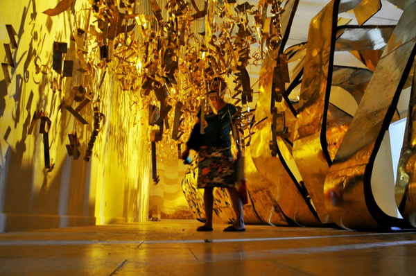 威尼斯双年展埃及展馆 展示设计 展馆设计 展览设计