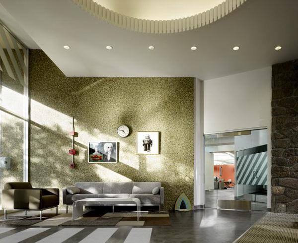 Facebook总部办公空间设计 办公空间设计