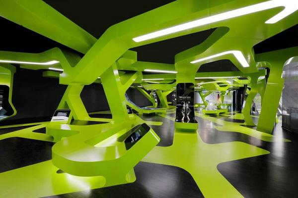 德国沃尔夫斯堡大众汽车可持续发展技术展 展览设计 精品店设计 概念店设计 形象店设计 展览设计 展厅设计