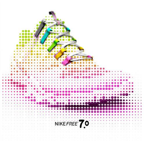 体育品牌巨头nike创意海报设计