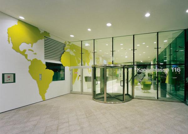 日本烟草巨头JTI办公空间设计 办公空间设计