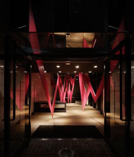 时尚品牌Diesel 限量产品展厅艺术装置设计 商业空间设计 形象店设计 展厅设计 商业空间设计