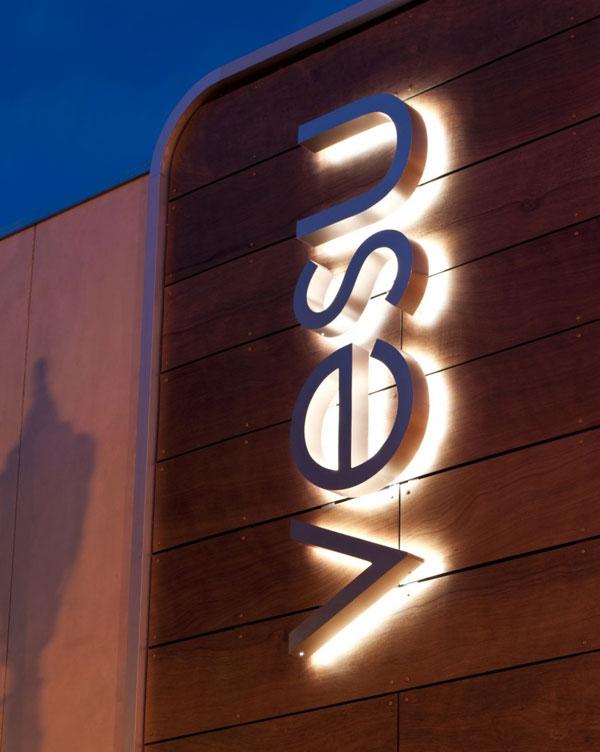 美国加州洛杉矶核桃溪市VESU餐厅 商业空间设计 餐厅设计 商业空间设计