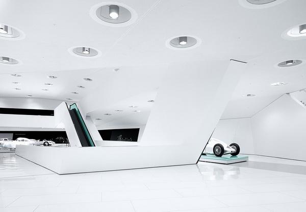 德国斯图加特祖文豪森全新保时捷博物馆设计 博物馆设计