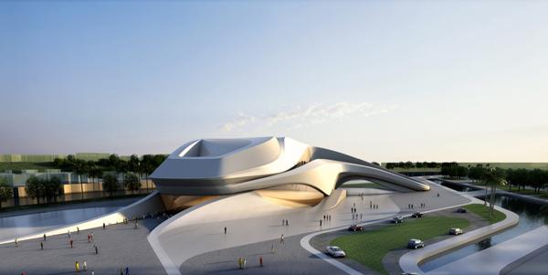 摩洛哥拉巴特大剧院(Rabat Grand Theatre) 建筑设计 剧院设计