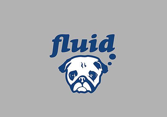 多款运用狗狗形象创意的标志设计 标识设计