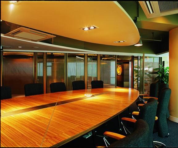 凤凰卫视办公空间设计 办公空间设计