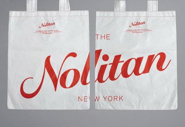 Nolitan酒店精美的包装设计 包装设计