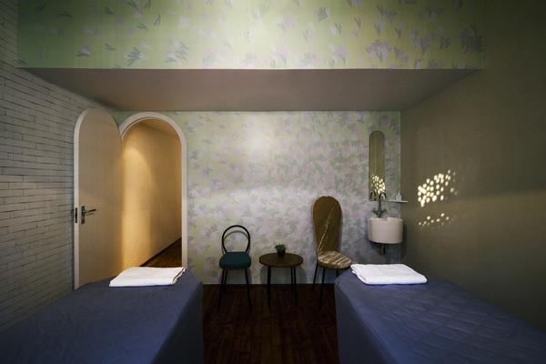 Super Sense Spa水疗会所设计 会所设计 spa设计
