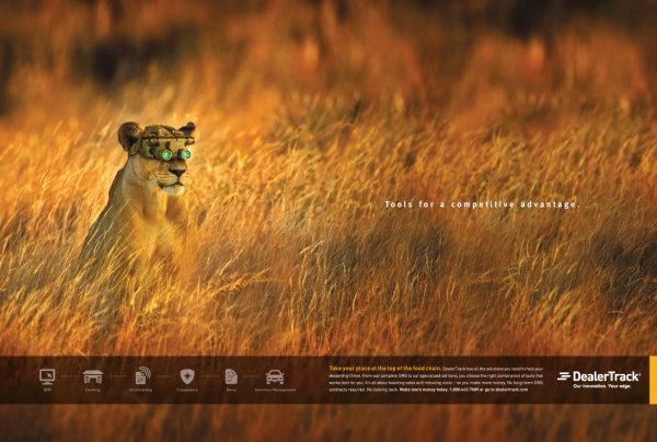 品牌公司创意广告集合(二) 平面设计 创意图片