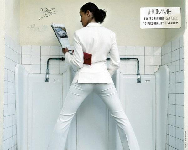 品牌公司创意广告集合(三) 平面设计 创意图片