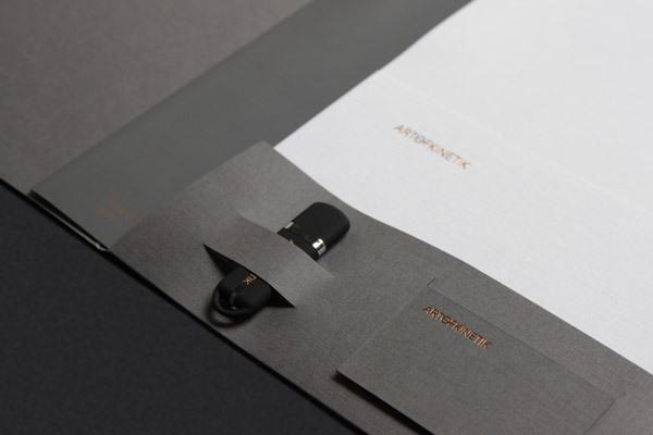 Artofkinetik品牌形象设计 VI设计 VI设计