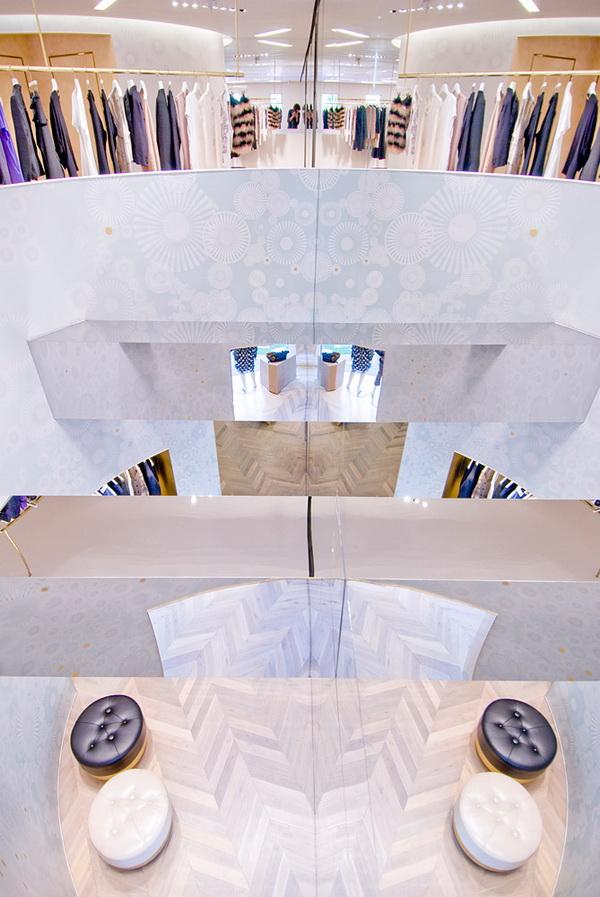 韩国首尔3.1 Phillip Lim服装专卖店设计 服装店设计 形象店设计 女装店设计 专卖店设计