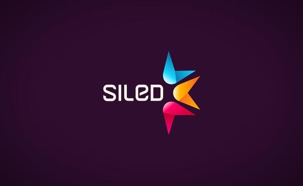 SILED品牌视觉形象设计 VI设计 标志设计 VI设计