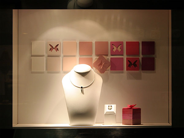 吸引眼球的橱窗设计系列四 橱窗设计