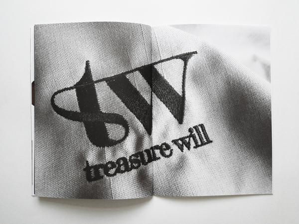Treasure Will企业形象设计 VI设计