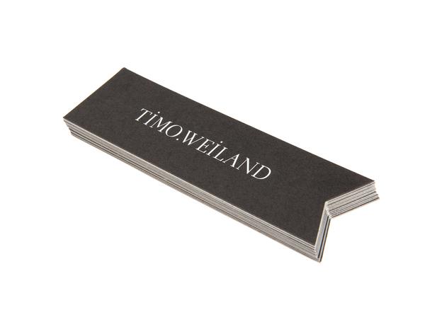 Timo Weiland品牌形象设计 品牌形象设计 VI设计