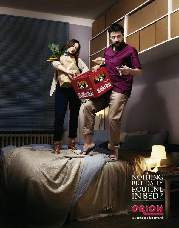 品牌公司创意广告集合(六) 平面设计 创意图片