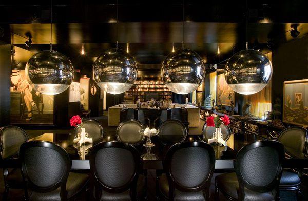 stefan boublil设计的魅力黑色家居饰品店面设计 饰品店设计 形象店设计 店面设计 展厅设计