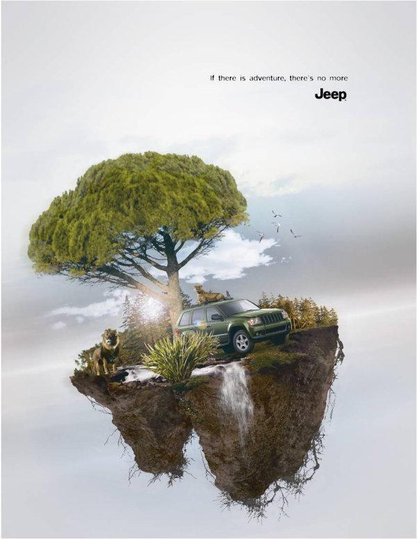 品牌公司创意广告集合(九) 平面设计 创意图片