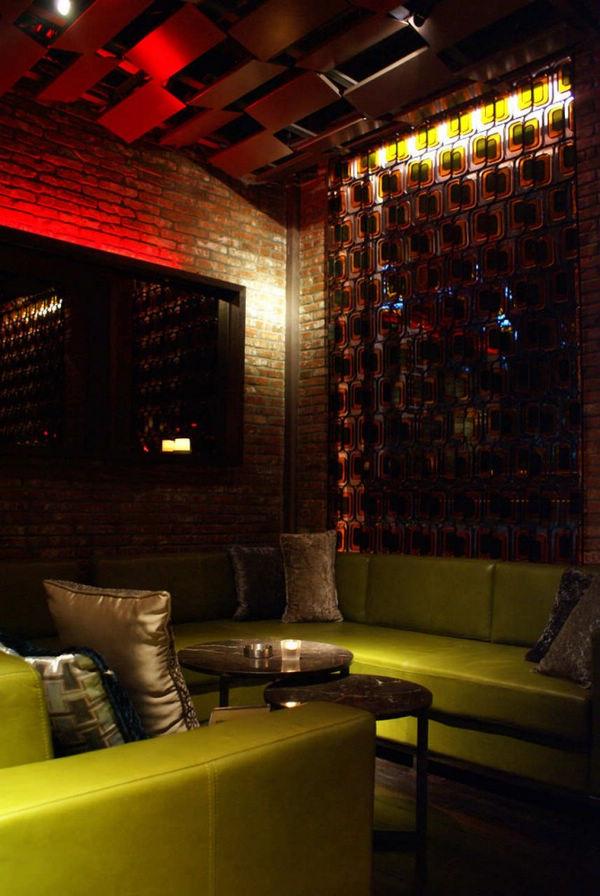 上海Brownstone酒吧设计 商业空间设计 酒吧设计 商业空间设计