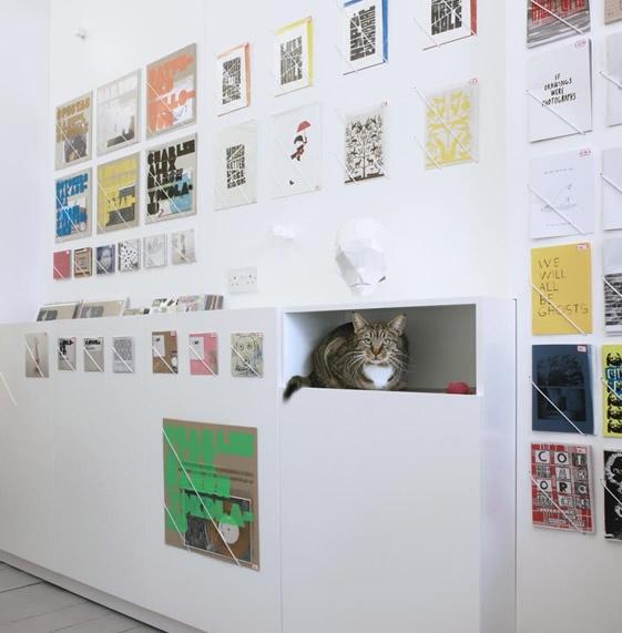 Lik+Neon灵性空间店面设计 精品店设计 概念店设计 服装店设计 女装店设计