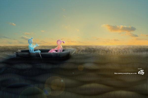 品牌公司创意广告集合(十一) 平面设计 创意广告 创意图片