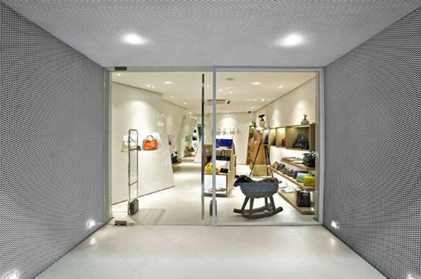 ZOMMA 概念服装店 专卖店设计 鞋店设计 精品店设计 皮具店设计 女装店设计 专卖店设计