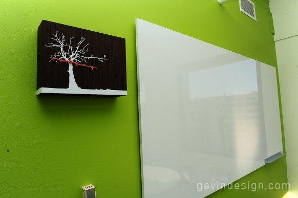 Twitter旧金山办公室设计 办公空间设计 办公室设计