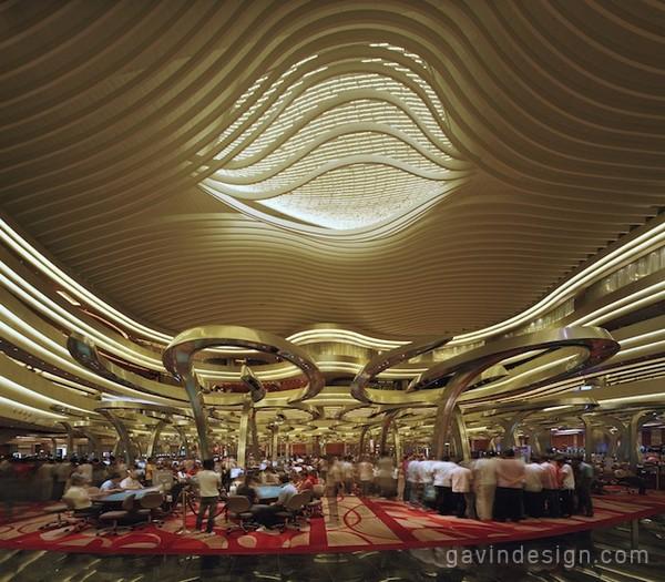 新加坡滨海湾金沙酒店设计 酒店设计