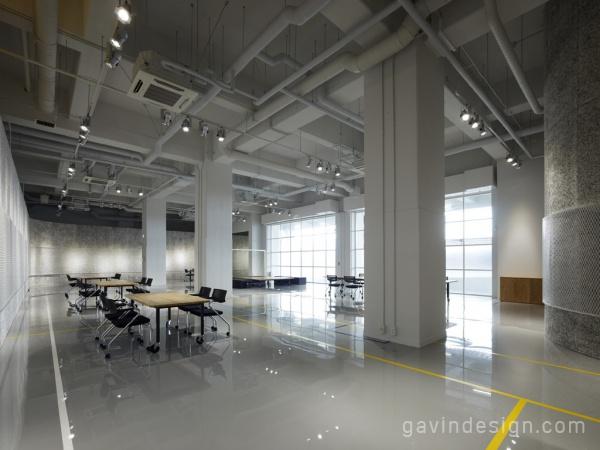 NIKE Tokyo Bay多功能室内空间设计 spa设计 SI设计