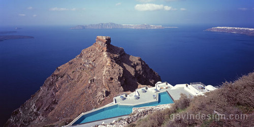 圣托里尼Santorini Grace酒店设计 酒店设计 酒吧设计 会所设计