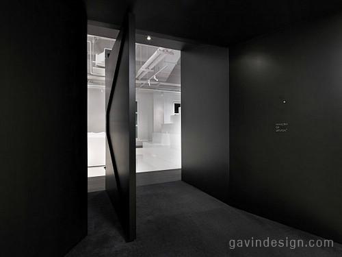 新加坡Ministry条码办公室设计 办公空间设计 办公室设计