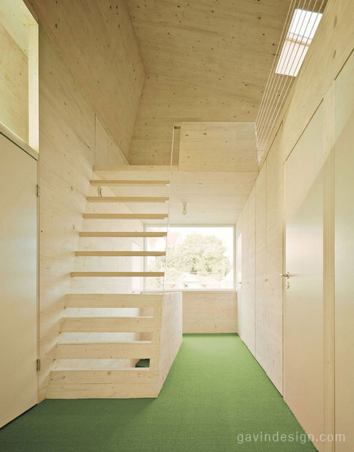 低碳环保的JustK房屋设计